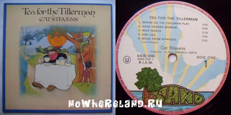 STEVENS,Cat Tea for the Tillerman