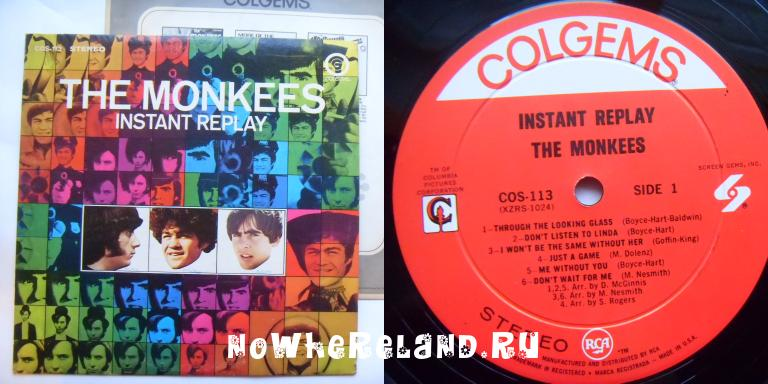 MONKEES Instant Replay