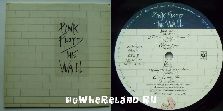 PINK FLOYD Wall,The