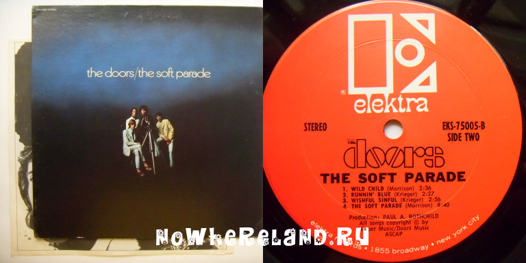DOORS The Soft Parade
