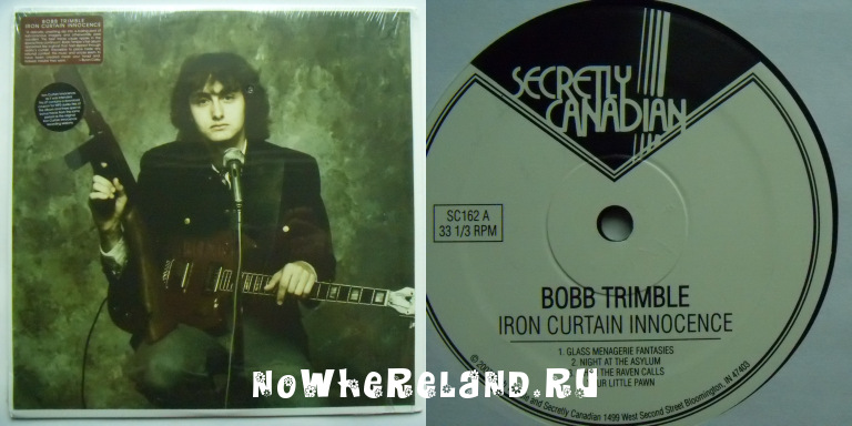 TRIMBLE,Bobb Iron Curtain Innocence