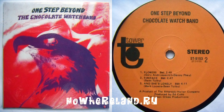 CHOCOLATE WATCHBAND One Step Beyond