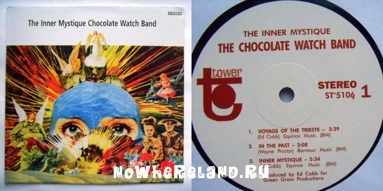 CHOCOLATE WATCH BAND The Inner Mystique