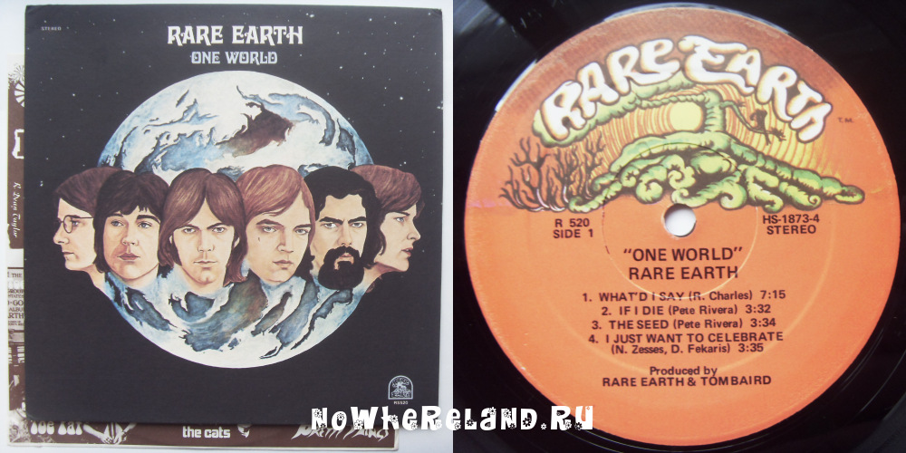 RARE EARTH One World